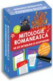 MITOLOGIE ROMANEASCA: 68 DE INTREBARI SI RASPUNSURI - DPH, Gabriela Girmacea