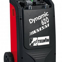 Redresor auto Telwin DYNAMIC 620 START 230V Rosu