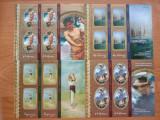 Cumpara ieftin Lot Colite stampilate Romania 2011 - picturi - tete beche - blocuri