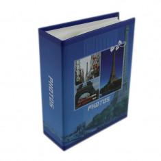 Album foto Tour Eiffel, slip-in, 100 poze format 10x15 cm, file albe