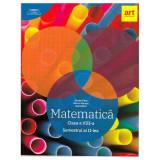 Matematica pentru clasa a 8-a. Semestrul 2 (Colectia clubul matematicienilor). Traseul albastru