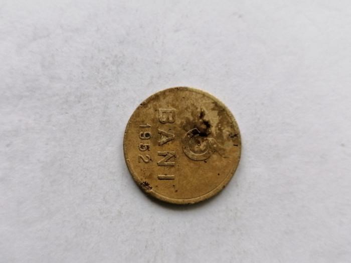 România 3 bani 1952