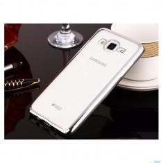 Husa Plating Samsung Galaxy J5 (2016) j510 Argintie