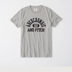 Tricou  Abercrombie & Fitch -mas  M si L-Reducere finala!!