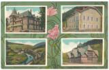 SV * Iacobeni * CASTELUL REGAL Pojorata * HOTEL COMUNAL *  RAUL BISTRITA *  1937