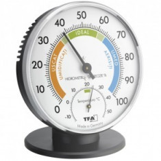 Termometru si Higrometru clasic de precizie TFA