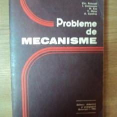 PROBLEME DE MECANISME de CHR. PELECUDI ... A. CANDREA , 1982