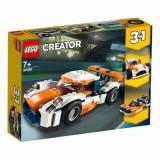 LEGO Creator - Mașina de curse Sunset (31089) LEGO