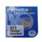 Baterie de ceas Renata 377 SR626SW AG4 1.55V 1 Bucata /Set