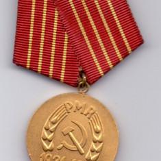 Medalia 40 ani de la infiintarea PCR+bareta+cutie 1961