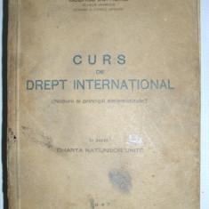 carte veche foarte rara curs drept 1947 george Sofronie 1086pg