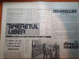 ziarul tineretul liber 3 februarie 1990-clica ceausista ,detentie pe viata