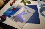Invitatie nunta cu sigiliu OPIS071