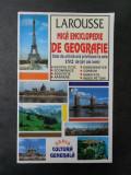 LAROUSSE - MICA ENCICLOPEDIE DE GEOGRAFIE