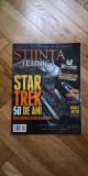 Revista Stiinta si Tehnica sept 2016 numar special Star Trek