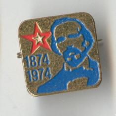 Insigna Personalitati - Dictator - Lider politic  - CUBA