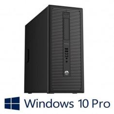 PC Refurbished HP ProDesk 400 G1 MT, Intel Core i7-4770, Win 10 Pro
