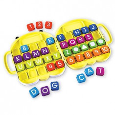 Alphabee - Set invatare litere si cifrele din mers
