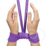Cumpara ieftin Sfoara Bondage Rope Cotton Bumbac Moale Fetish Japoneza BDSM Bondage 5M