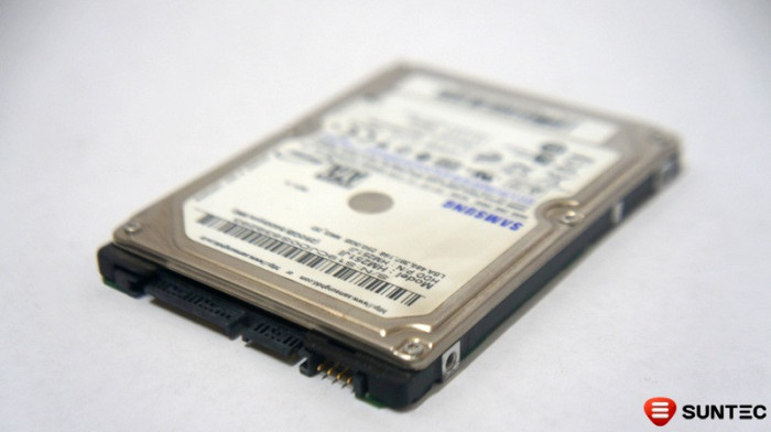HDD laptop DEFECT SATA 250GB 2.5inch Samsung HM251JI