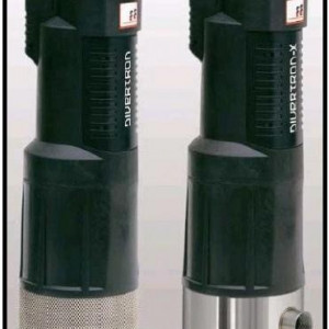 Vand pompa submersibila Divertron DAB 1000M nouă