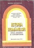 Istoria romanilor, epoca moderna si contemporana -  O. Cristescu ( clasa a 8 a )