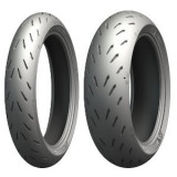 Motorcycle Tyres Michelin Power RS+ ( 150/60 ZR17 TL (66W) Roata spate, M/C )
