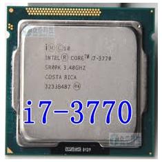 Procesoare soket LGA1155 I7 3770 3.4 Ghz / 8 mb cash, garantie 6 luni