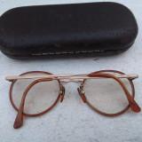 Vechi ochelari de vedere Giorgio Armani vintage de colectie, Rotunda