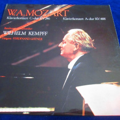 W.A.Mozart - Mozart Konzert Fur Klavier Und Orchester_vinyl_ Ex Libris (Elvetia)