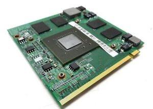 Placa video laptop defecta pentru piese HP G96-975-A1 Quadro FX 770M 512MB MXM Video 502338-001 foto