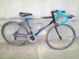 """Decathlon 6061 Aluminium bicicleta copii 23"""" (8 - 11 ani), 17, 24"""
