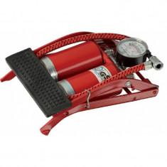 Pompa Picior Cu Manometru Automax 6018