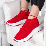 Pantofi sport Trulima rosii -rl