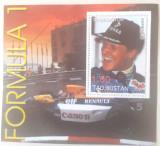 Cumpara ieftin Masini de Formula 1 , pilot M.Schumaer, bloc colita . Mnh