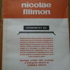 Nicolae Filimon - Colectiv ,291723