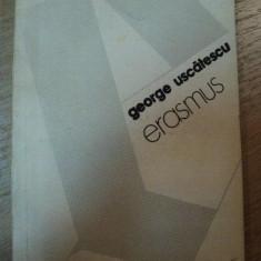 ERASMUS-GEORGE USCATESCU BUCURESTI 1982