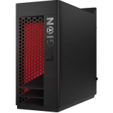 Sistem desktop Lenovo Gaming Legion T530 Tower, Intel Core i5-9400F, 16GB DDR4, 512GB SSD + 1TB HDD, Radeon RX 5700XT 8GB, FreeDos