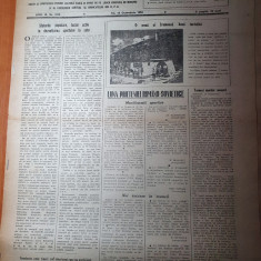 sportul popular 15 octombrie 1953-ciclism,handbal,moto pe coasta de la feleac