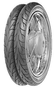 Motorcycle Tyres Continental ContiGo! ( 110/80-17 TL 57S Roata spate, M/C, Roata fata )