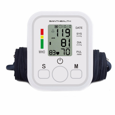 Tensiometru Digital de brat masurare cardiaca automata foto
