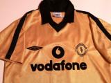 Tricou Umbro fotbal -Manchester United nr. 7 BECKHAM, XS, De club