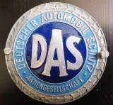 Emblema Auto DAS Deutscher Automobil Schutz