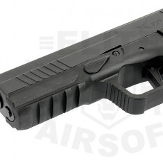 Pistol airsoft XTP XTREME CO2 - Negru [APS]