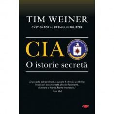 Cia. O Istorie Secreta.Tim Weiner. Carte Pentru Toti. Vol. 93 Tim Weiner