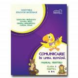 Manual comunicare in limba romana clasa I semestrul II + CD editia 2015