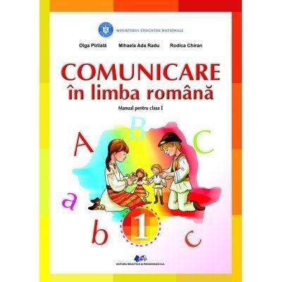 COMUNICARE IN LIMBA ROMANA -Manual pentru clasa I-ADA RADU foto