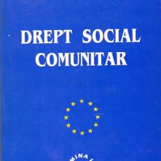 OVIDIU TINCA - DREPT SOCIAL COMUNITAR