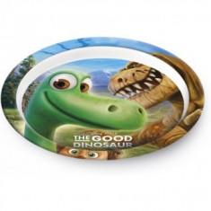 Farfurie melamina Bunul Dinozaur Lulabi