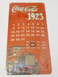 Calendar Coca Cola metal 20 x 40 cm reclama Coca Cola - nou - model 3